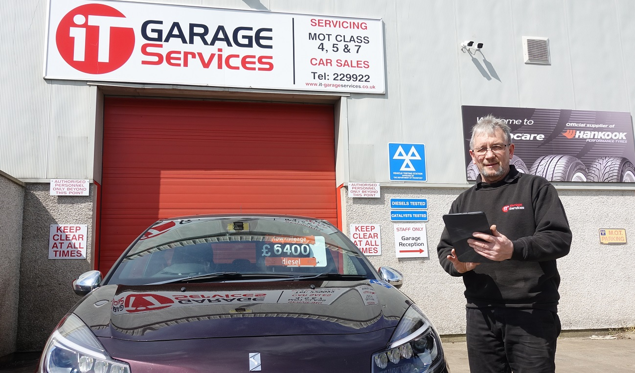 IT Garage Services Inverness Is Your Local Garage with a National Reach