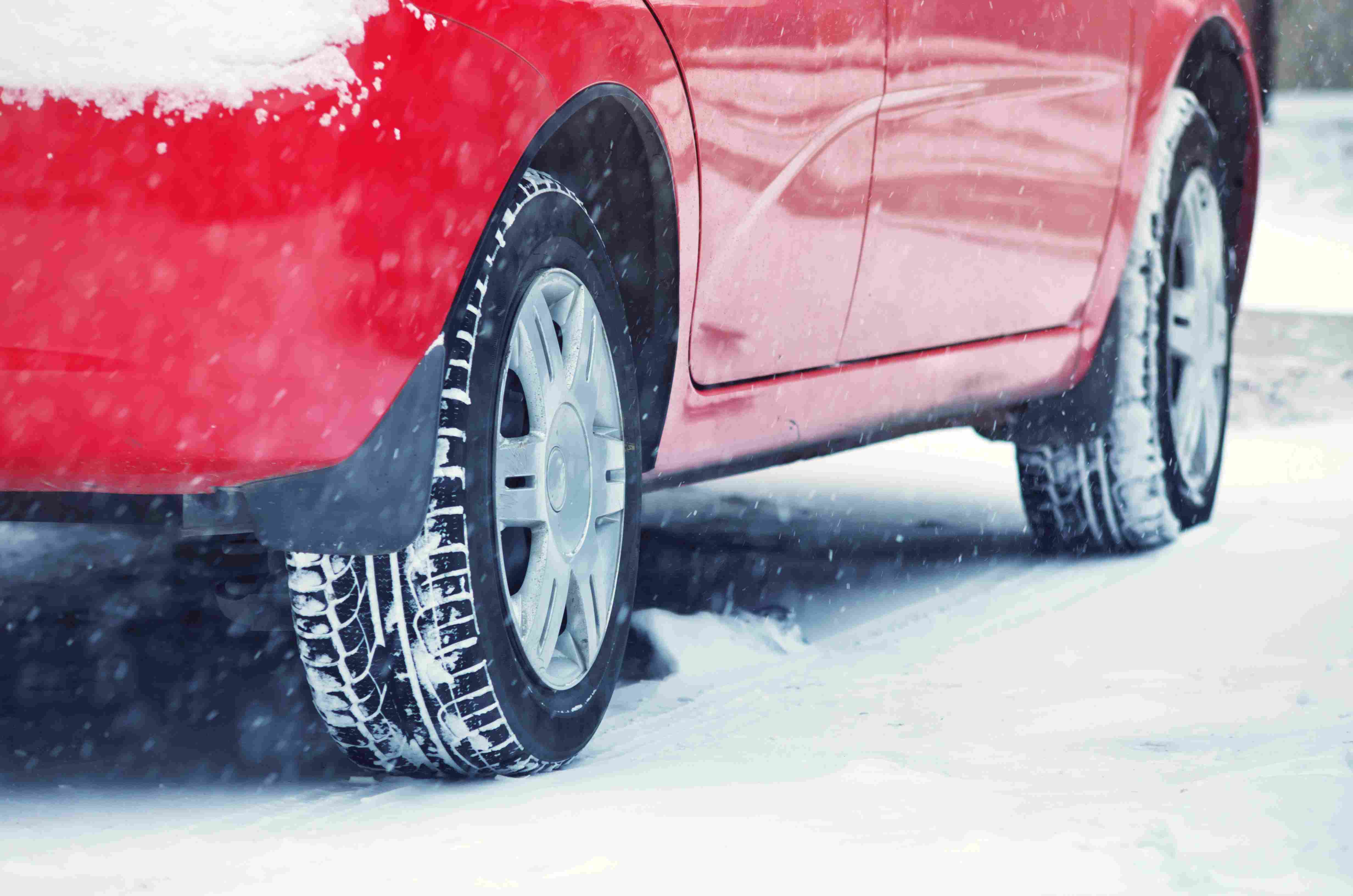 Changing Tyres for the Winter? Here's What You Should Know